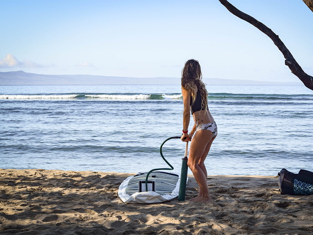 PRO TIP: How To Inflate Your SUP