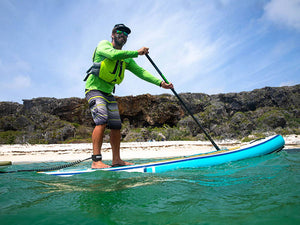 Why theres never been a better time to paddle board