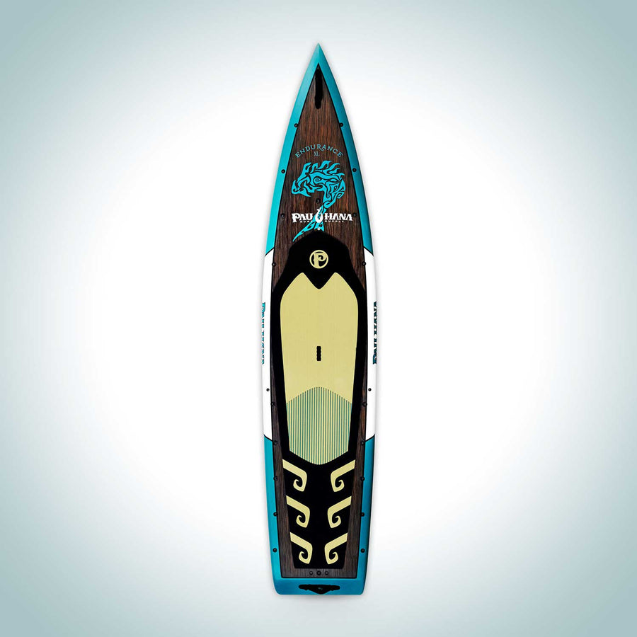 Pau Hana Endurance XL Touring Stand Up Paddle Board Surf Supply