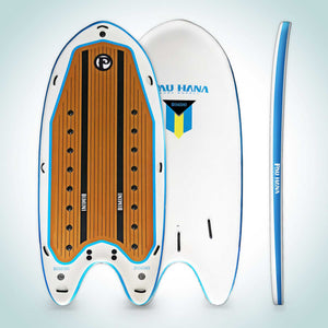 Pau Hana Bimini Giant Stand Up Paddle Board Surf Supply