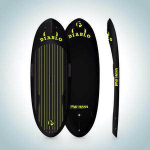 Pau Hana Diablo Whitewater Stand Up Paddle Board Surf Supply