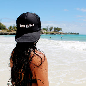 Pau Hana Logo Hat Hats Surf Supply