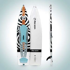 Pau Hana Minisport Training Stand Up Paddle Board Surf Supply
