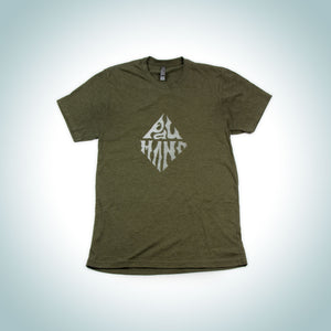 Pau Hana Short Sleeve Logo Tee S / Indigo T-Shirts Surf Supply