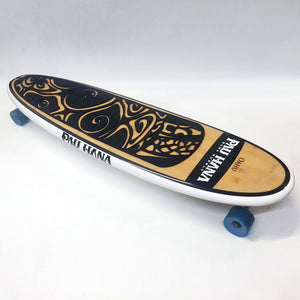 Pau Hana Oahu Sk8 Skateboard Performance Gear Surf Supply