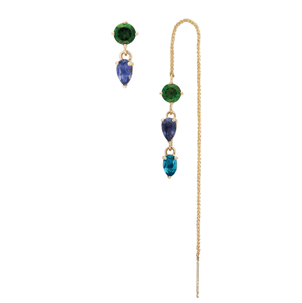 GEM DROP COMBO 2 | EARRINGS