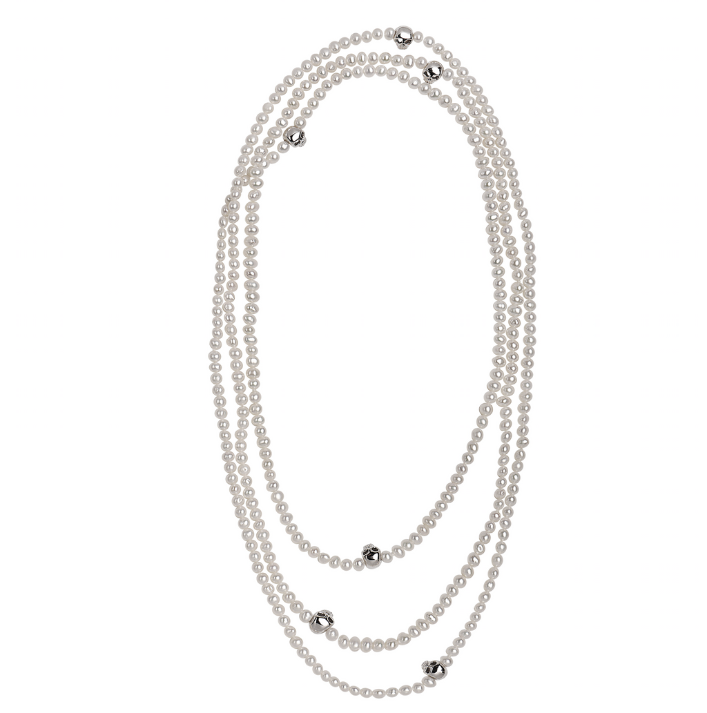 EXTREME PEARL STRAND|  NECKLACE