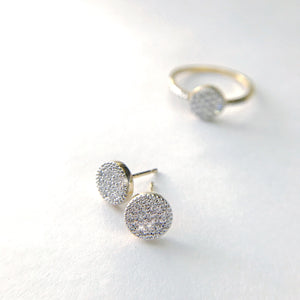 TINY BUT MIGHTY STUDS| EARRINGS