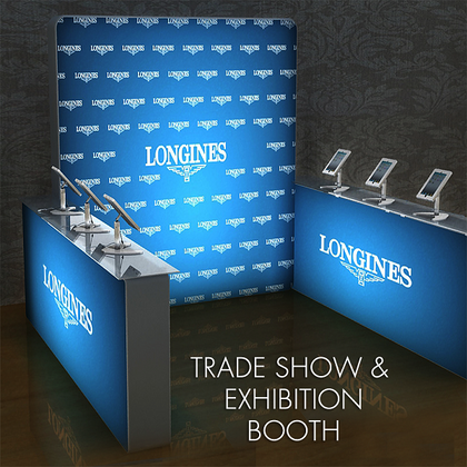 Trade Show & Exhibition Booth