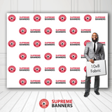 10ft x 8ft Custom Fabric Backdrop (Banner Only) - Supreme Banners
