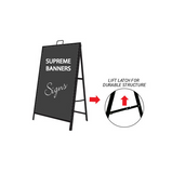 A Frame (Frame Only) - Supreme Banners