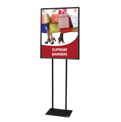 Bulletin Sign (Frame Only) - Supreme Banners