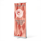 Double Side Retractable Banner Stand (Stand Only) - Supreme Banners