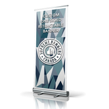 One Side Retractable Banner Stand (Stand Only) - Supreme Banners