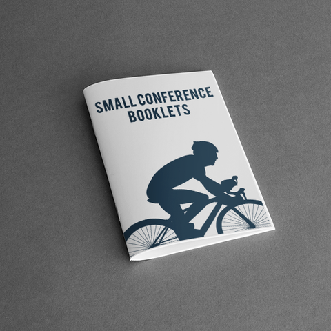 Booklet - small conference - Supreme Banners