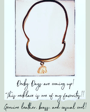 Derby Necklace