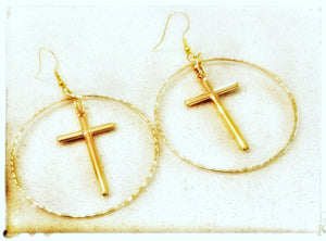 Give me Jesus Earrings