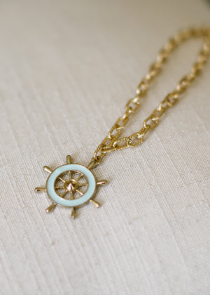 Anchors Away Necklace