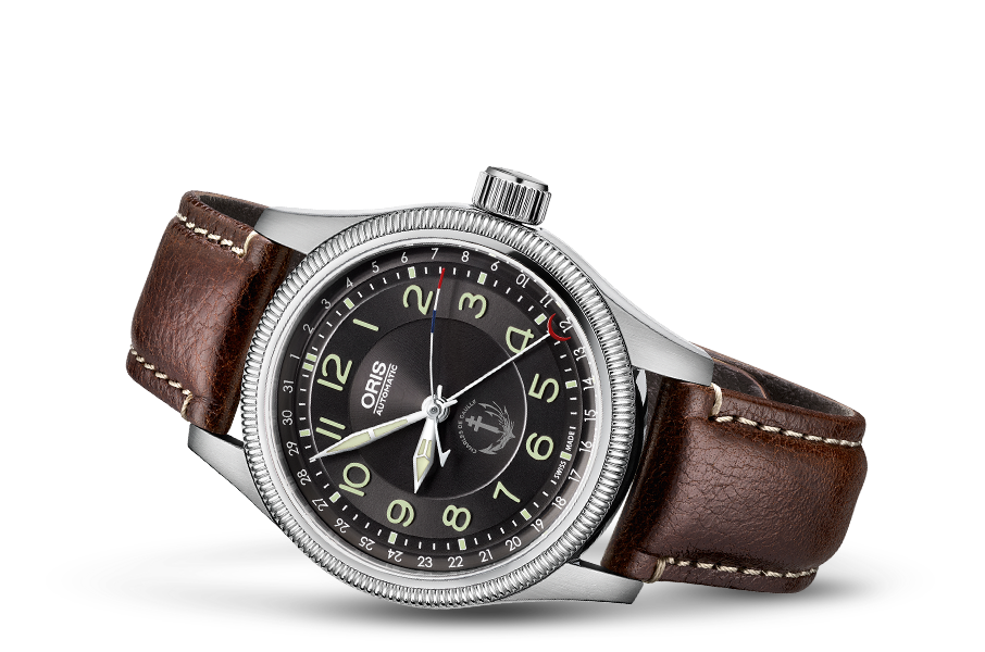 ORIS BIG CROWN PA CHARLES DE GAULLE ORIS LIMITED EDITION 01 754 7679 4084-Set LS
