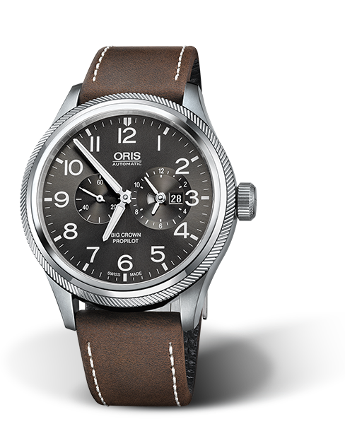 ORIS BIG CROWN PROPILOT WORLDTIMER 01 690 7735 4063-07 1 22 72FC