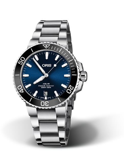 ORIS AQUIS DATE 39.5MM REFERENCE	01 733 7732 4135
