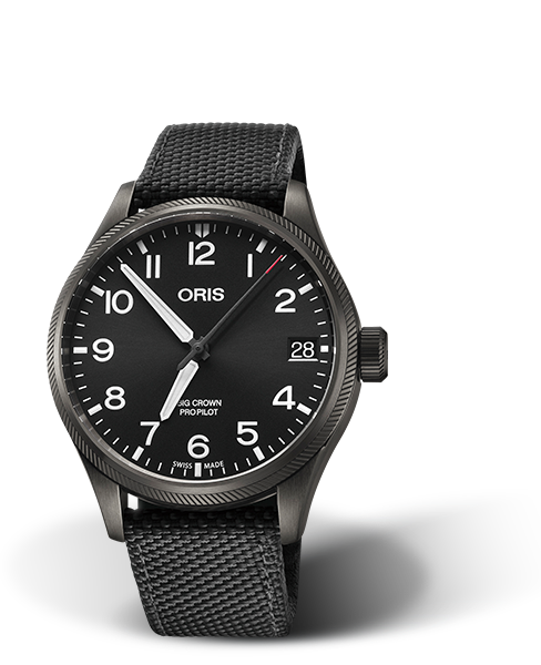 ORIS BIG CROWN PROPILOT BIG DATE 	01 751 7697 4264