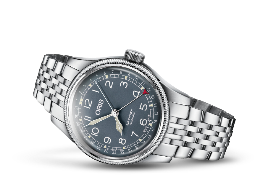 ORIS BIG CROWN POINTER DATE 01 754 7741 4065-07 8 20 22
