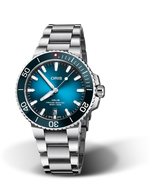 ORIS AQUIS CLEAN OCEAN LIMITED EDITION 01 733 7732 4185-Set