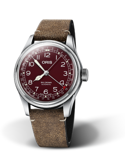 ORIS BIG CROWN POINTER DATE 	01 754 7741 4068-07 5 20 50
