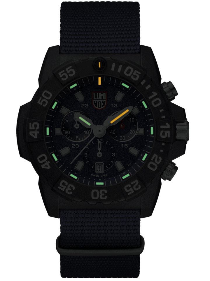 LUMINOX NAVY SEAL CHRONOGRAPH - 3583.ND