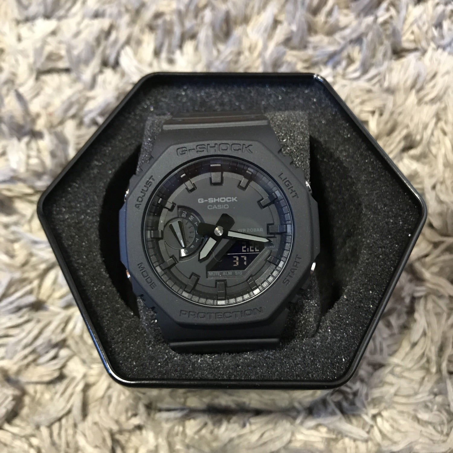 G-SHOCK Analog-Digital GA-2100-1A1