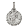 STERLING SILVER POPE JOHN PAUL II MEDAL