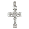 STERLING SILVER FANCY CRUCIFIX