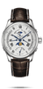 LONGINES MASTER COLLECTION 41MM AUTOMATIC RETROGRADE MOON PHASE L27384713