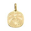 YELLOW GOLD SOLID CONFIRMATION MEDAL