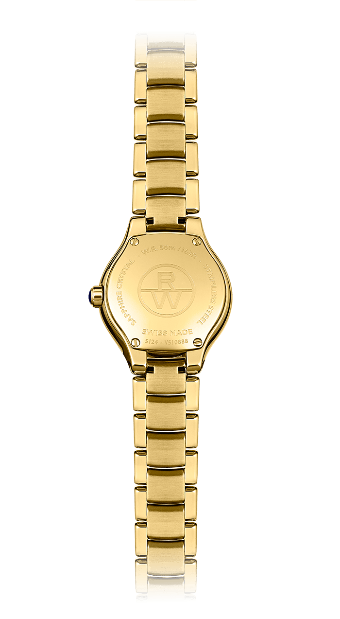 RAYMOND WEIL NOEMIA GOLD, MOTHER OF PEARL WOMEN'S