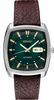 SEIKO RECRAFT SERIES AUTOMATIC WATCH WITH STAINLESS STEEL CASE, AND LEATHER STRAP