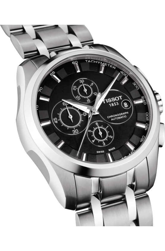 TISSOT COUTURIER AUTOMATIC CHRONOGRAPH 43MM