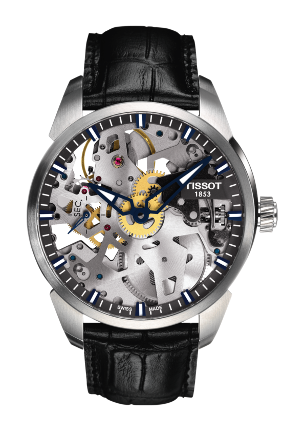 TISSOT T-COMPLICATION SQUELETTE MECHANICAL 42MM