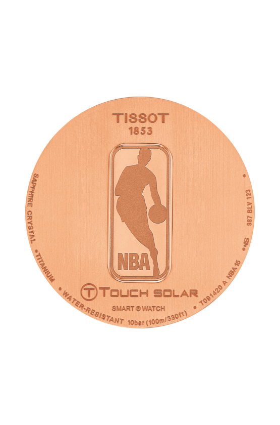 TISSOT T-TOUCH EXPERT SOLAR NBA SPECIAL EDITION 45MM