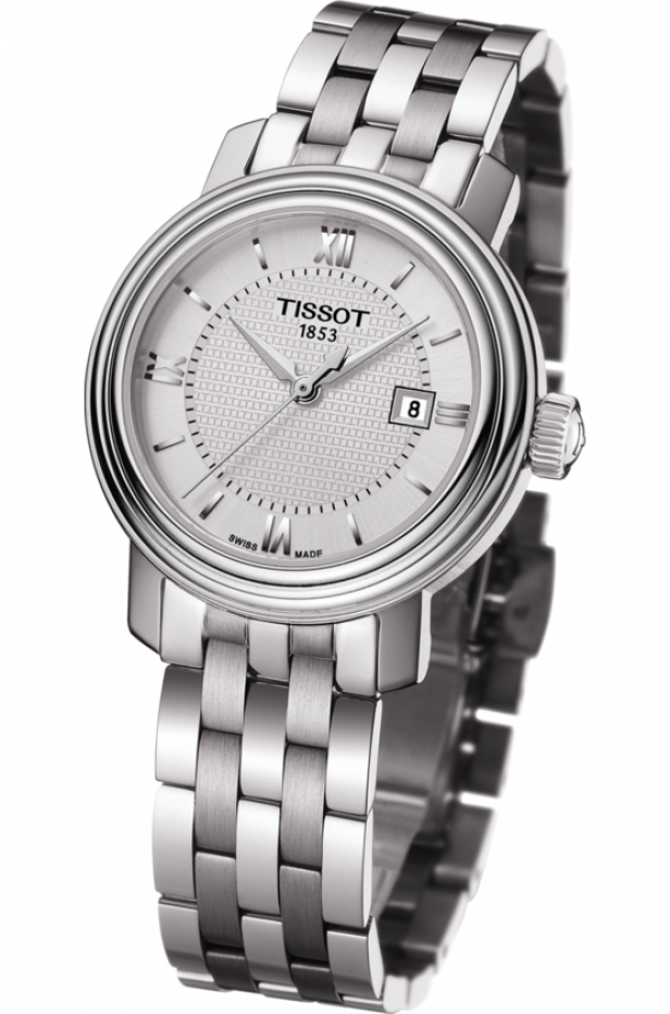 TISSOT BRIDGEPORT LADY T0970101103800