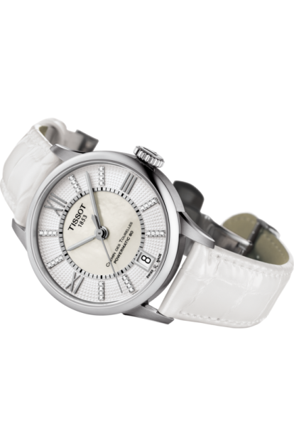 TISSOT CHEMIN DES TOURELLES POWERMATIC 80 LADY 32MM