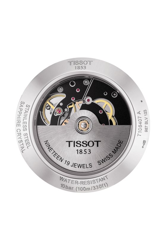 TISSOT V8 SWISSMATIC 42MM