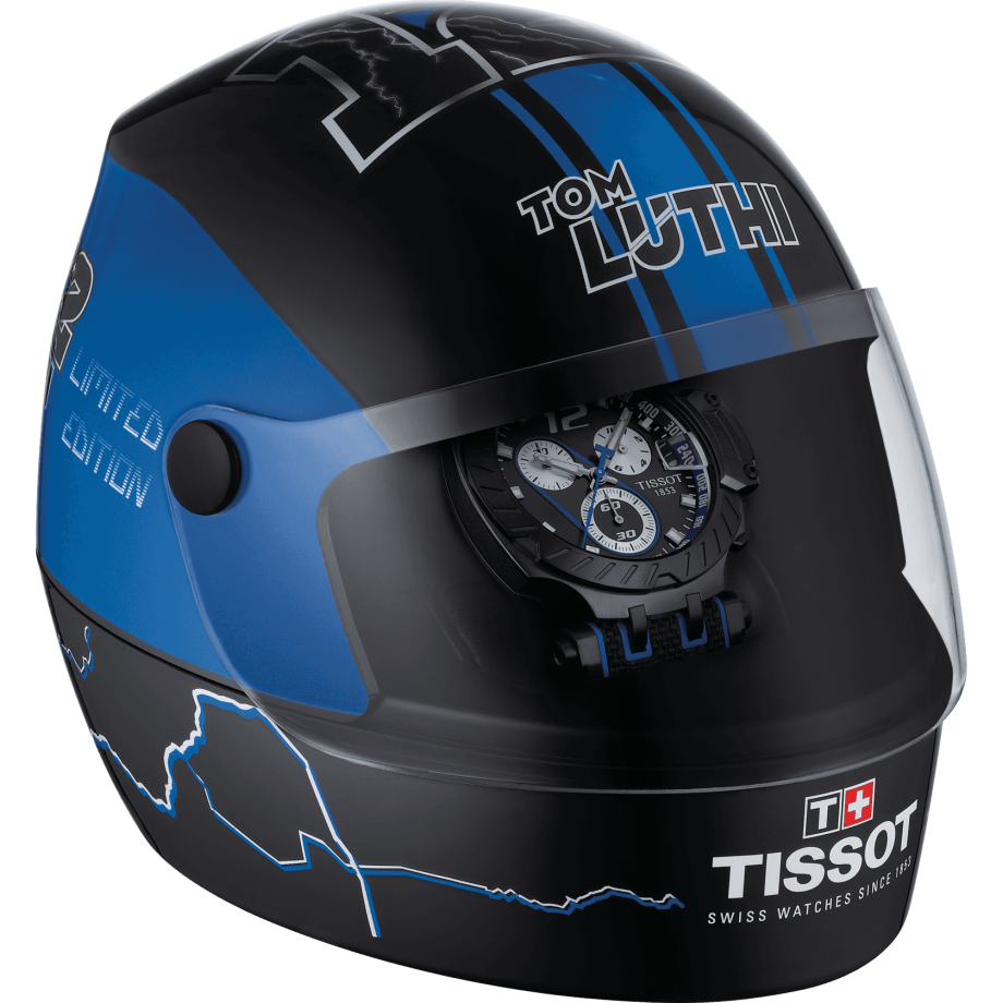 TISSOT T-RACE THOMAS LUTHI 2019 LIMITED EDITION
