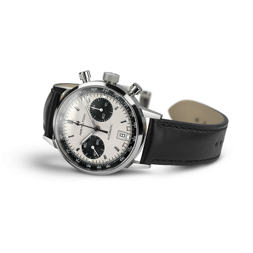 HAMILTON  AMERICAN CLASSIC INTRA-MATIC AUTO CHRONO 40MM