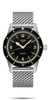 LONGINES SKIN DIVER 42MM AUTOMATIC WITH MILANESE BRACELET L28224566