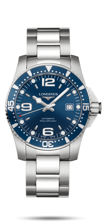 LONGINES HYDROCONQUEST 41MM AUTOMATIC DIVING WATCH L37424966
