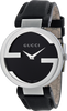GUCCI INTERLOCKING G WATCH  37MM