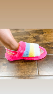 Multi Color Slipper
