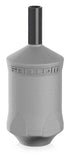 "1.25"" - GREY - Fantom Disposable Cartridge Tubes V2 (box of 15)"